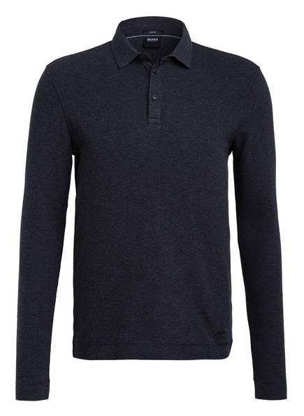 BOSS Poloshirt PRIX Slim Fit , Farbe: DUNKELGRAU (Bild 1)
