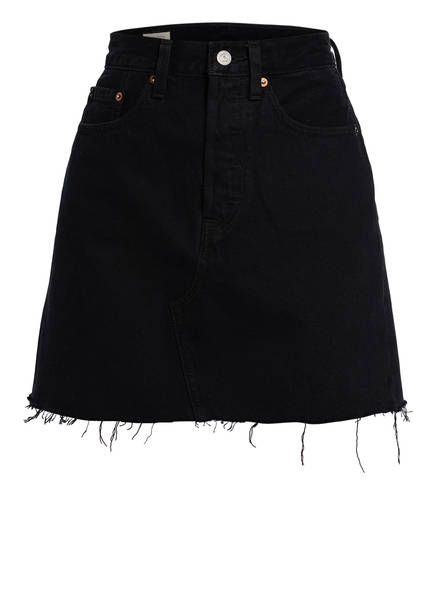 Levi's® Jeansrock ICONIC BF , Farbe: LEFT BEHIND (Bild 1)