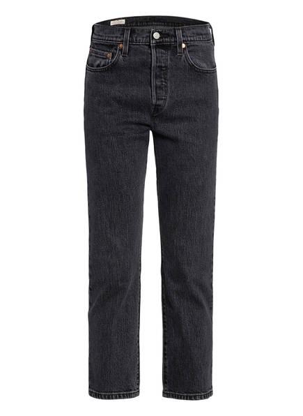Levi's® 7/8-Jeans 501 CROP, Farbe: CABO FADE GREY (Bild 1)