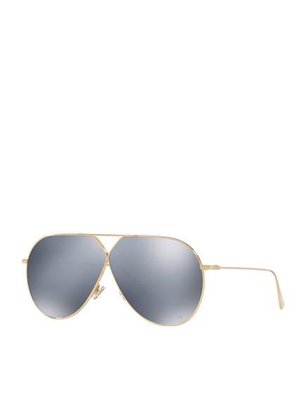 Dior Sunglasses Sonnenbrille DIORSTELLAIRE3, Farbe: 2300V5 - GOLD/ GRAU VERSPIEGELT (Bild 1)
