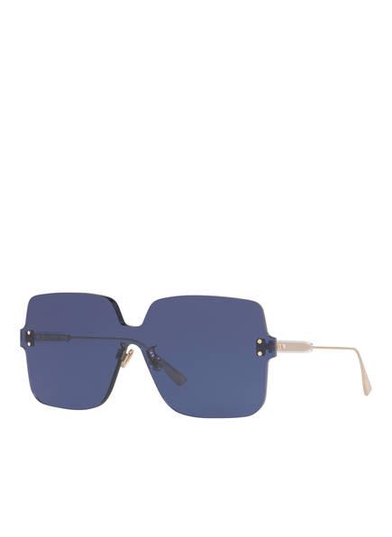 Dior Sunglasses Sonnenbrille DIORCOLORQUAKE1 , Farbe: 1500B1 - BLAU/ BLAU (Bild 1)