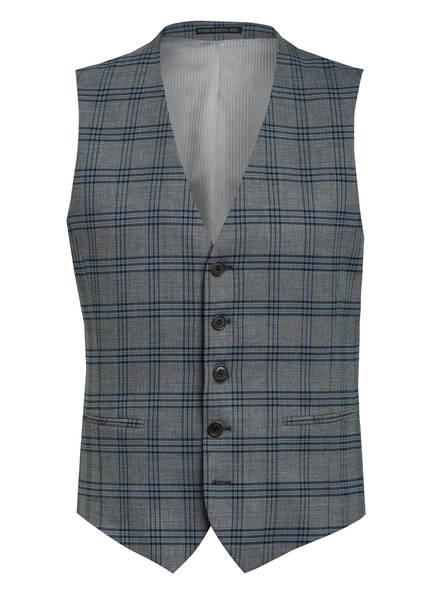 DRYKORN Anzugweste MALMO Slim Fit , Farbe: GRAU/ BLAU/ DUNKELBLAU (Bild 1)