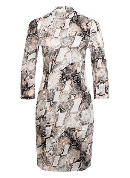 GESTUZ Kleid BARAN, Farbe: WEISS/ SCHWARZ/ NUDE (Bild 1)