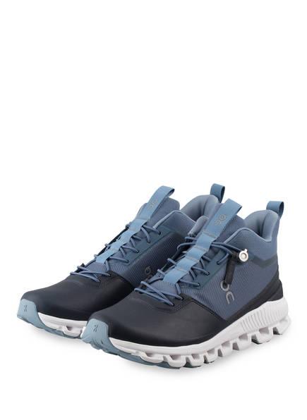 On Running Sneaker CLOUD HI, Farbe: BLAU/ NAVY (Bild 1)