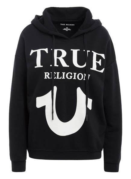 TRUE RELIGION Hoodie, Farbe: SCHWARZ (Bild 1)