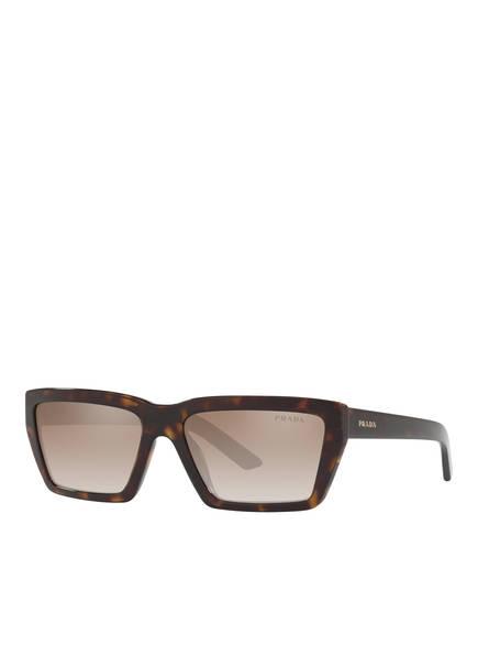 PRADA Sonnenbrille PR 04VS, Farbe: 2AU4P0 - HAVANA/ HELLBRAUN VERLAUF (Bild 1)
