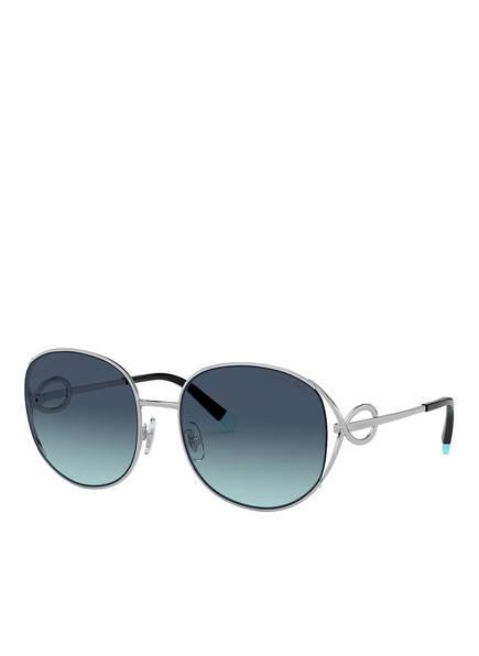 TIFFANY & CO Sonnenbrille TF3065, Farbe: 60479S - SILVER/ BLAU (Bild 1)