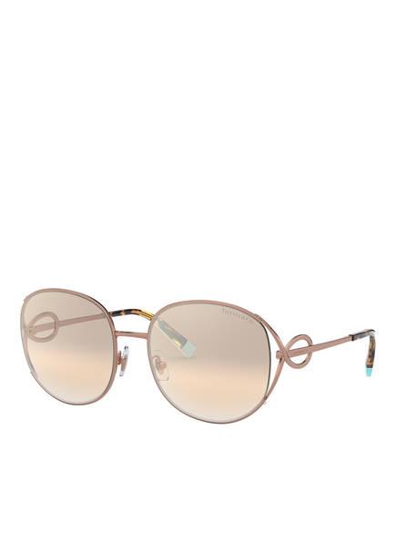 TIFFANY & CO Sonnenbrille TF3065, Farbe: 61053D - ROSE/ HELLBRAUN (Bild 1)