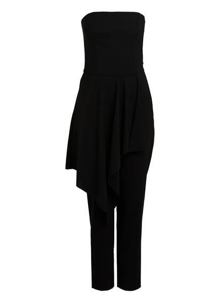 HUGO Off-Shoulder-Jumpsuit KAJUMPI, Farbe: SCHWARZ (Bild 1)