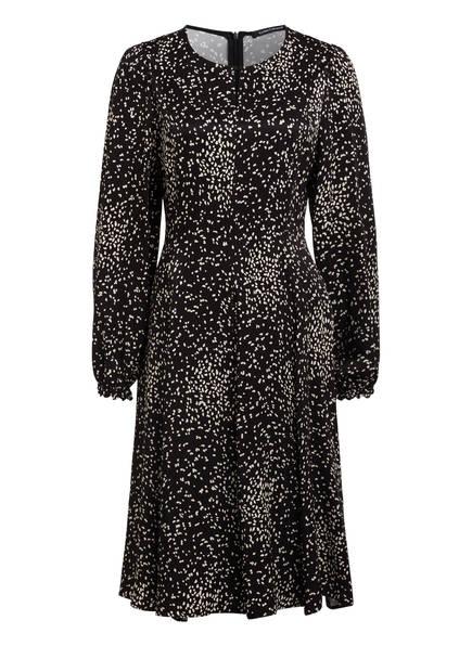 LUISA CERANO Kleid, Farbe: SCHWARZ/ WEISS (Bild 1)