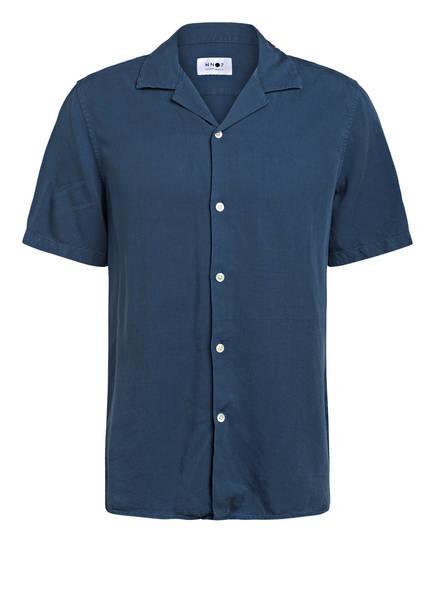 NN07 Resorthemd MIYAGI Regular Fit, Farbe: PETROL (Bild 1)
