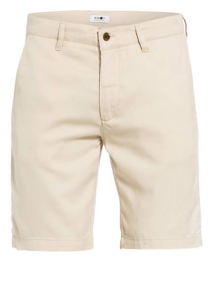 NN07 Chino-Shorts CROWN , Farbe: CREME (Bild 1)