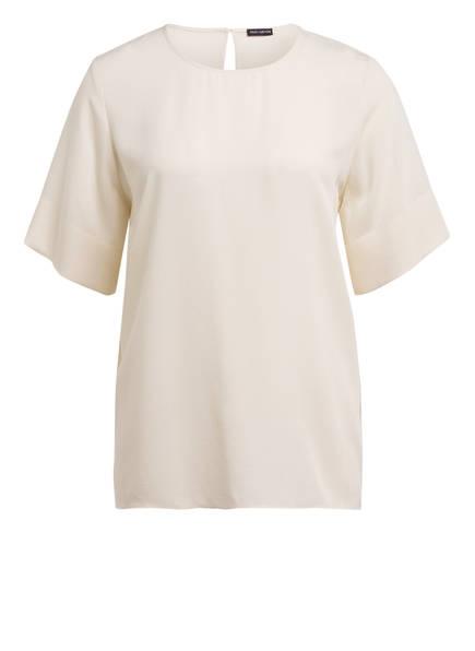 IRIS von ARNIM Blusenshirt aus Seide, Farbe: ECRU (Bild 1)