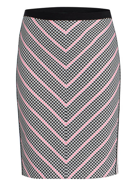 MARCCAIN Stiftrock , Farbe: 235 PEPITA STRIPE (Bild 1)