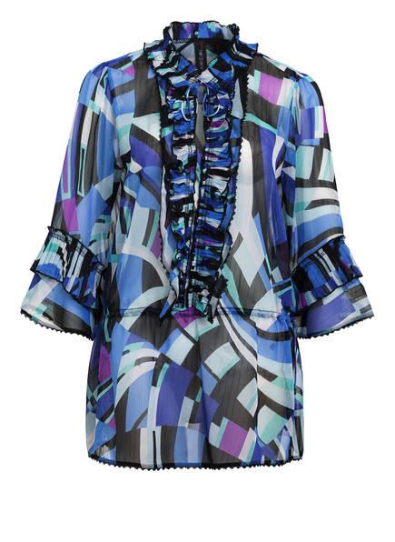MARCCAIN Blusenshirt, Farbe: 365 SPLASHY (Bild 1)