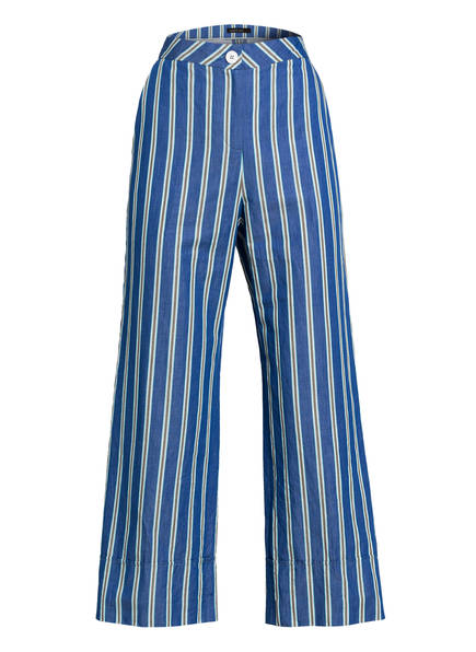MARCCAIN Culottes, Farbe: 365 ATLANTIC BLUE (Bild 1)