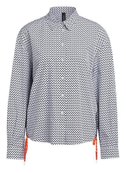 MARCCAIN Bluse , Farbe: 100 LITTLE JAG (Bild 1)