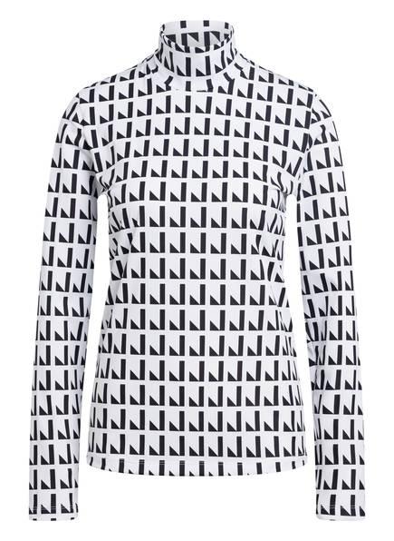MARCCAIN Longsleeve, Farbe: 100 WEISS MARINE (Bild 1)
