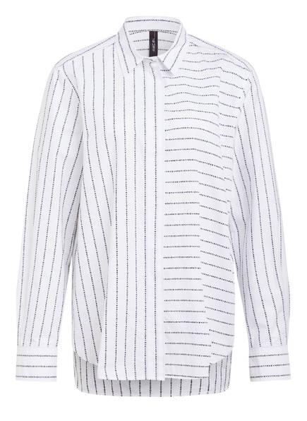 MARCCAIN Bluse, Farbe: 100 WEISS MARINE (Bild 1)