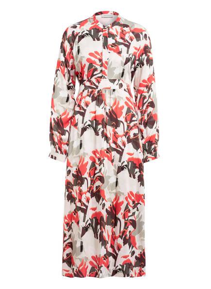 RENÉ LEZARD Kleid, Farbe: HELLROSA/ HELLROT/ KHAKI (Bild 1)