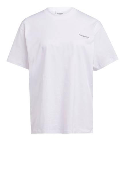 BURBERRY T-Shirt CARRICK, Farbe: WEISS (Bild 1)