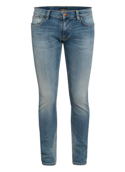 Nudie Jeans Jeans TIGHT TERRY Slim Fit, Farbe: SUMMER DUST BLUE (Bild 1)