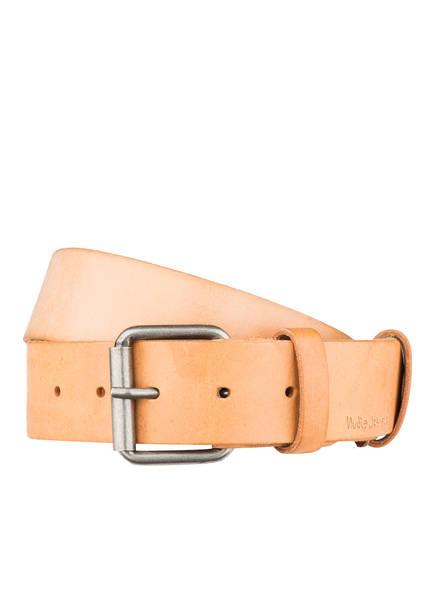 Nudie Jeans Ledergürtel, Farbe: NUDE (Bild 1)