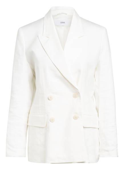 CLOSED Blazer ESRA mit Leinen, Farbe: CREME (Bild 1)