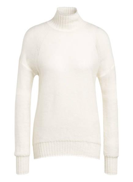 PATRIZIA PEPE Pullover mit Mohair , Farbe: ECRU (Bild 1)