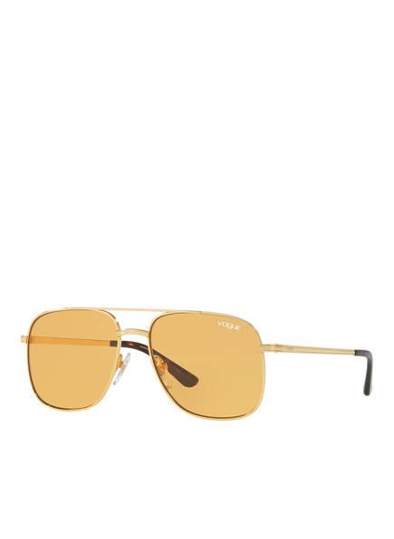 VOGUE Sonnenbrille 0VO4083S, Farbe: 280/7 - GOLD/ ORANGE (Bild 1)