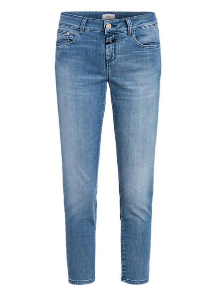 CLOSED Skinny-Jeans CROPPED X, Farbe: MBL MID BLUE (Bild 1)