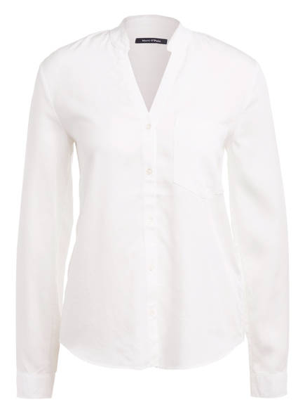 Marc O'Polo Bluse, Farbe: WEISS (Bild 1)