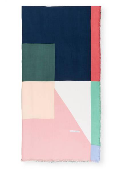 Marc O'Polo Schal, Farbe: ROSA/ MINT/ CREME (Bild 1)