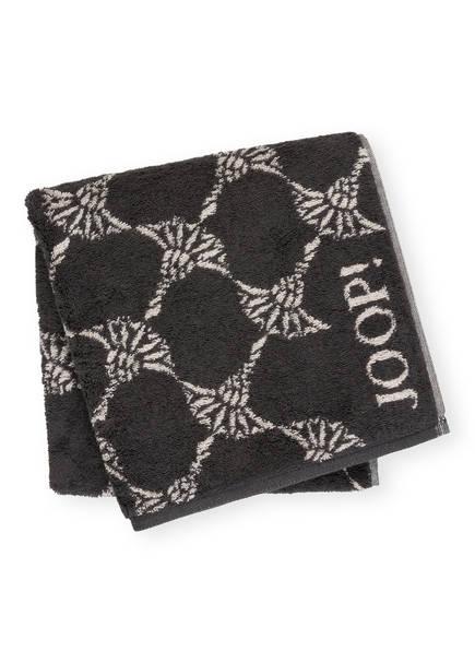JOOP! Handtuch CORNFLOWER, Farbe: DUNKELGRAU (Bild 1)
