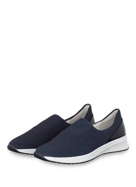 Högl Slip-on-Sneaker , Farbe: DUNKELBLAU (Bild 1)