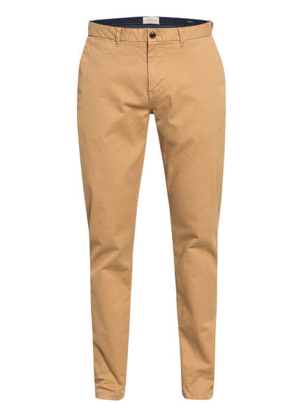 SCOTCH & SODA Chino STUART Regular Slim Fit, Farbe: BEIGE (Bild 1)