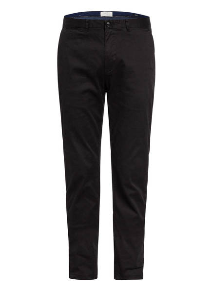 SCOTCH & SODA Chino STUART Regular Slim Fit, Farbe: SCHWARZ (Bild 1)