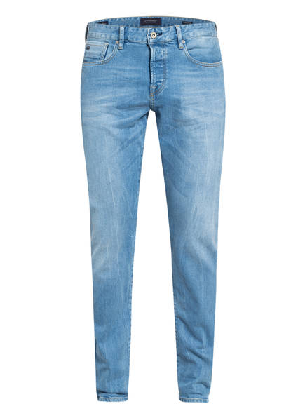 SCOTCH & SODA Jeans RALSTON Regular Slim Fit, Farbe: 1875 HOME GROWN LIGHT BLUE (Bild 1)