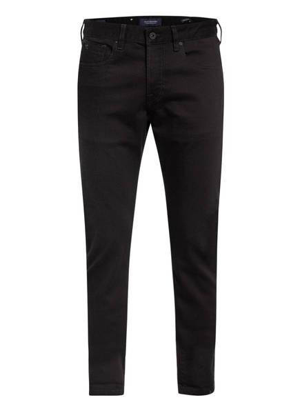 SCOTCH & SODA Jeans RALSTON – STAY BLACK Regular Slim Fit, Farbe: SCHWARZ (Bild 1)