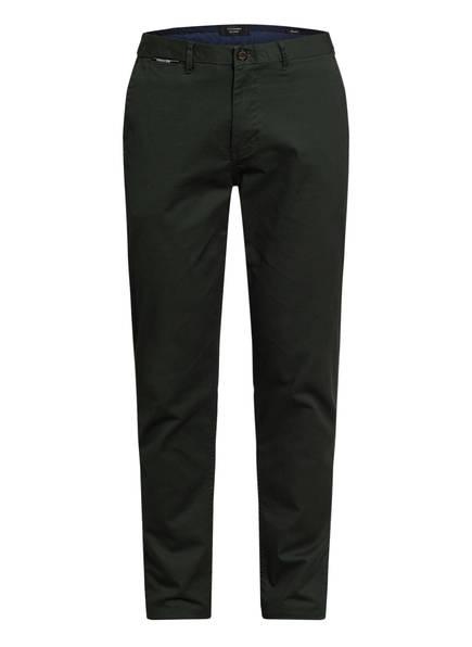 SCOTCH & SODA Chino STUART Regular Slim Fit, Farbe: DUNKELGRÜN (Bild 1)