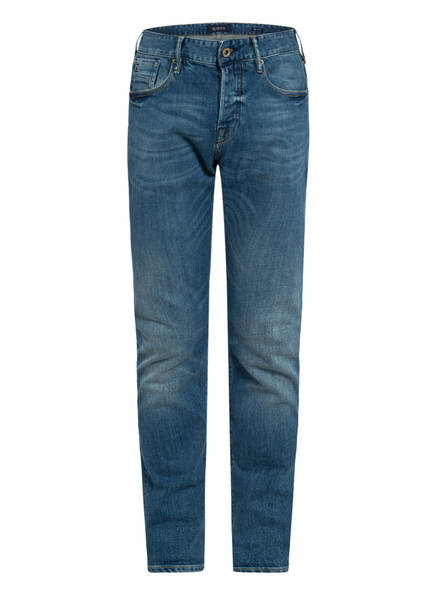 SCOTCH & SODA Jeans RALSTON Regular Slim Fit, Farbe: GRASS ROOTS/ LIGHT BLUE (Bild 1)