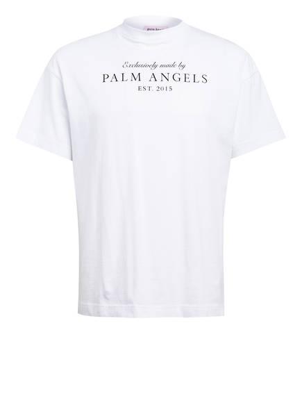 Palm Angels T-Shirt, Farbe: WEISS/ SCHWARZ (Bild 1)