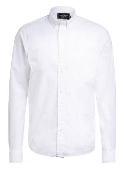 SCOTCH & SODA Hemd Regular Fit, Farbe: WEISS (Bild 1)