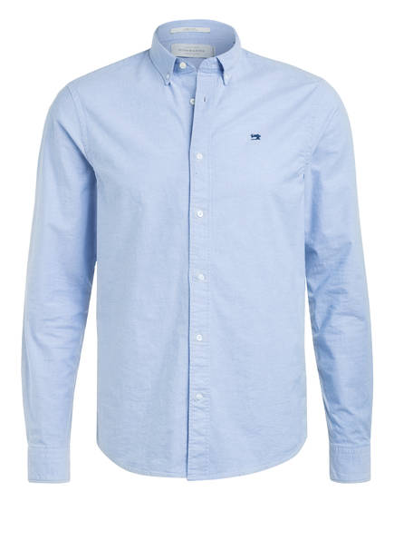 SCOTCH & SODA Hemd Regular Fit, Farbe: HELLBLAU (Bild 1)