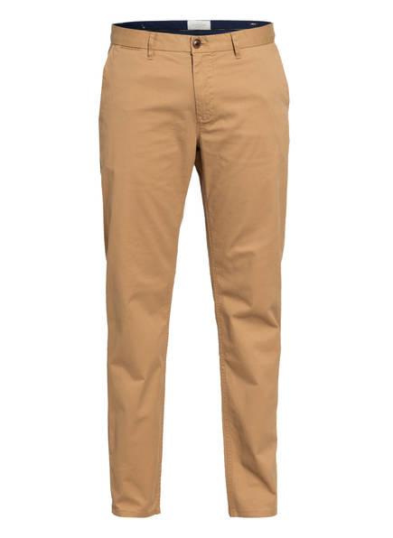 SCOTCH & SODA 7/8-Hose MOTT Slim Fit , Farbe: CAMEL (Bild 1)