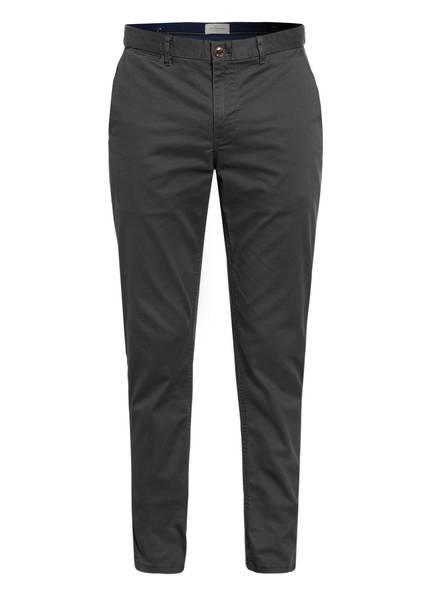 SCOTCH & SODA 7/8-Hose MOTT Slim Fit , Farbe: DUNKELGRAU (Bild 1)