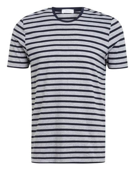 mey Lounge-Shirt, Farbe: HELLGRAU/ DUNKELBLAU (Bild 1)