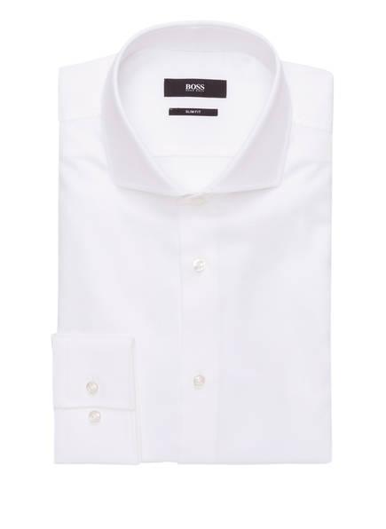 BOSS Hemd JASON Slim Fit, Farbe: WEISS (Bild 1)