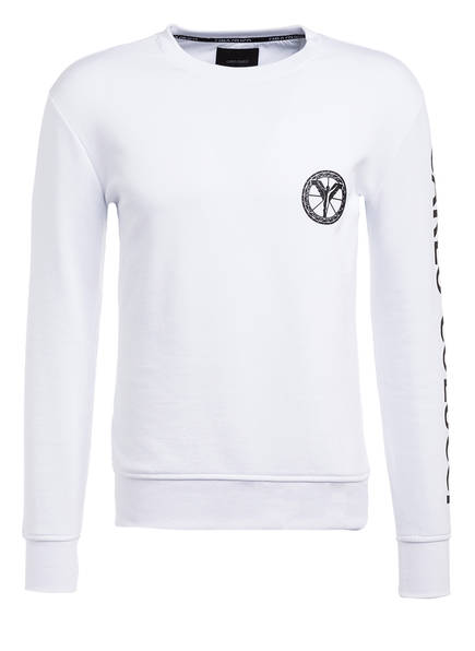 CARLO COLUCCI Sweatshirt, Farbe: WEISS (Bild 1)