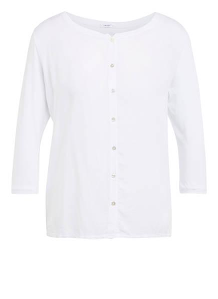 BETTER RICH Bluse mit 3/4-Arm, Farbe: WEISS (Bild 1)